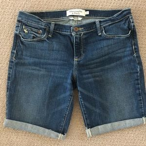 Abercrombie & Fitch women's shorts